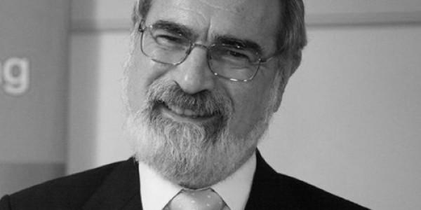 Zmarł b. naczelny rabin Wielkiej Brytanii, Jonathan Sacks