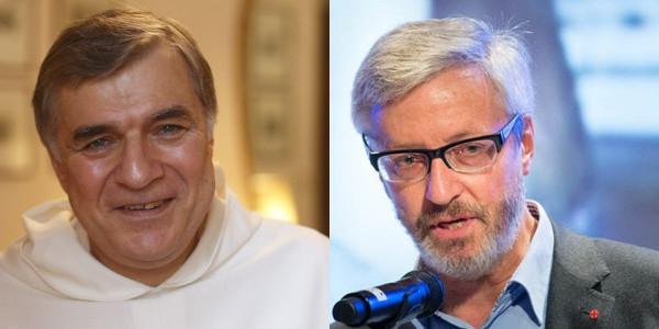 O. Maciej Zięba. Fot. Fot. CNS / Jacek Leociak. Fot. Adam Walanus