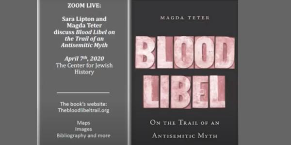 Blood Libel: On the Trail of Antisemitic Myth