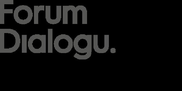 Forum Dialogu - logoi