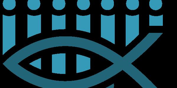 """Institute Saint Pierre de Sion, known as """"Ratisbonne"""" - from logo"""
