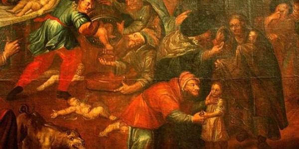 Legendy Krwi, Mord Rytualny