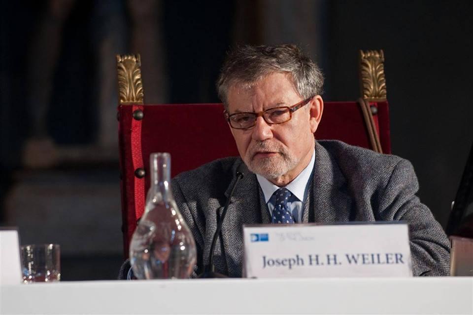 Prof. Joseph Halevi Horowitz Weiler - Człowiek Pojednania 2011