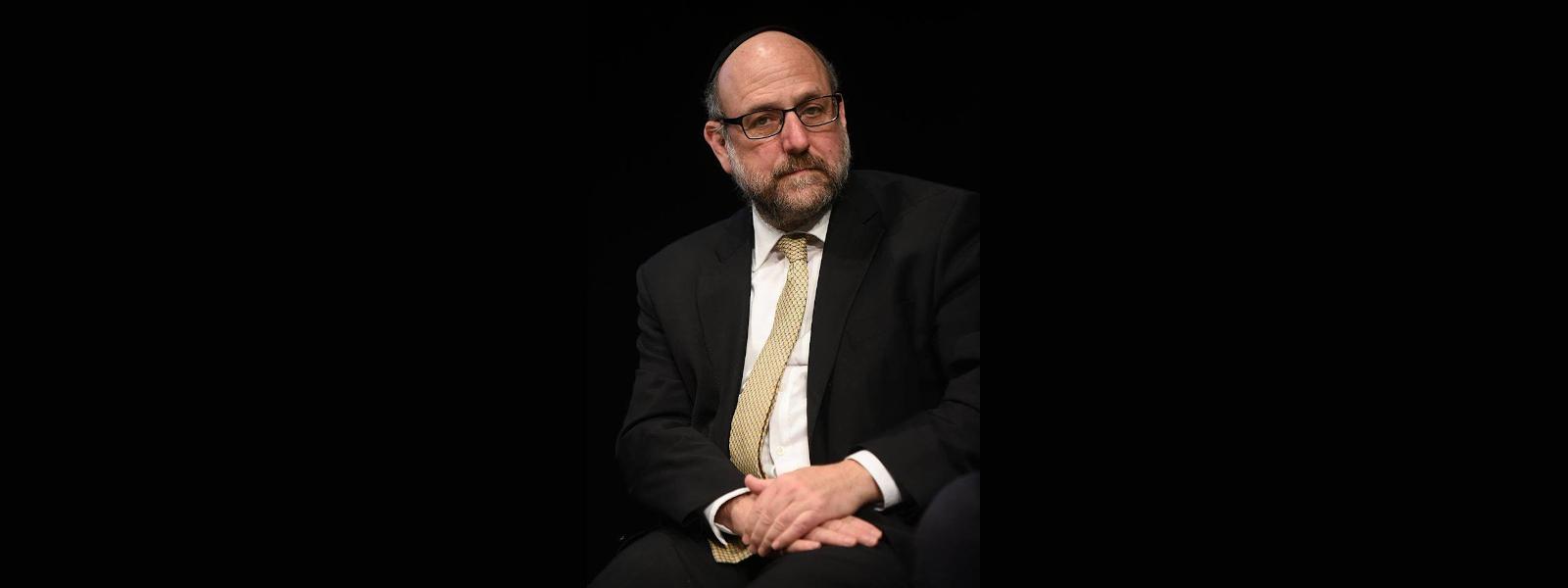 Rabin Michael Schudrich - Człowiek Pojednania za rok 1998