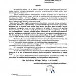 Pismo przeciw koncertowi  z 11 czerwca 2019 - wysłane w imieniu parafian