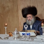Jakub Icchak Biderman, Rabin z dynastii Lelowskiej
